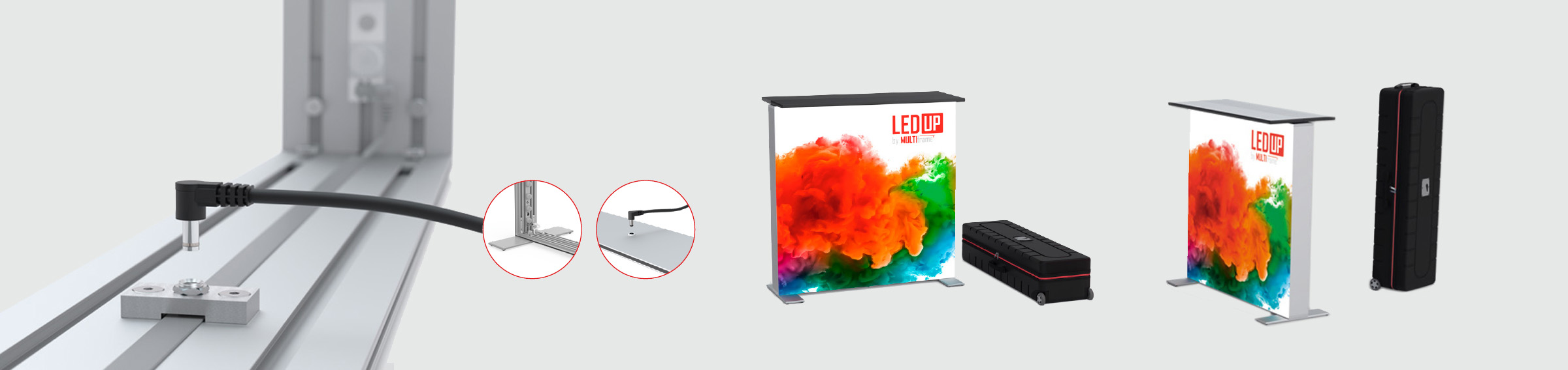 LED UP - COUNTER